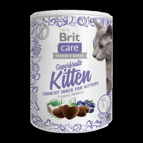 Brit Care Superfruits Kitten Лакомство для котят суперфрутс