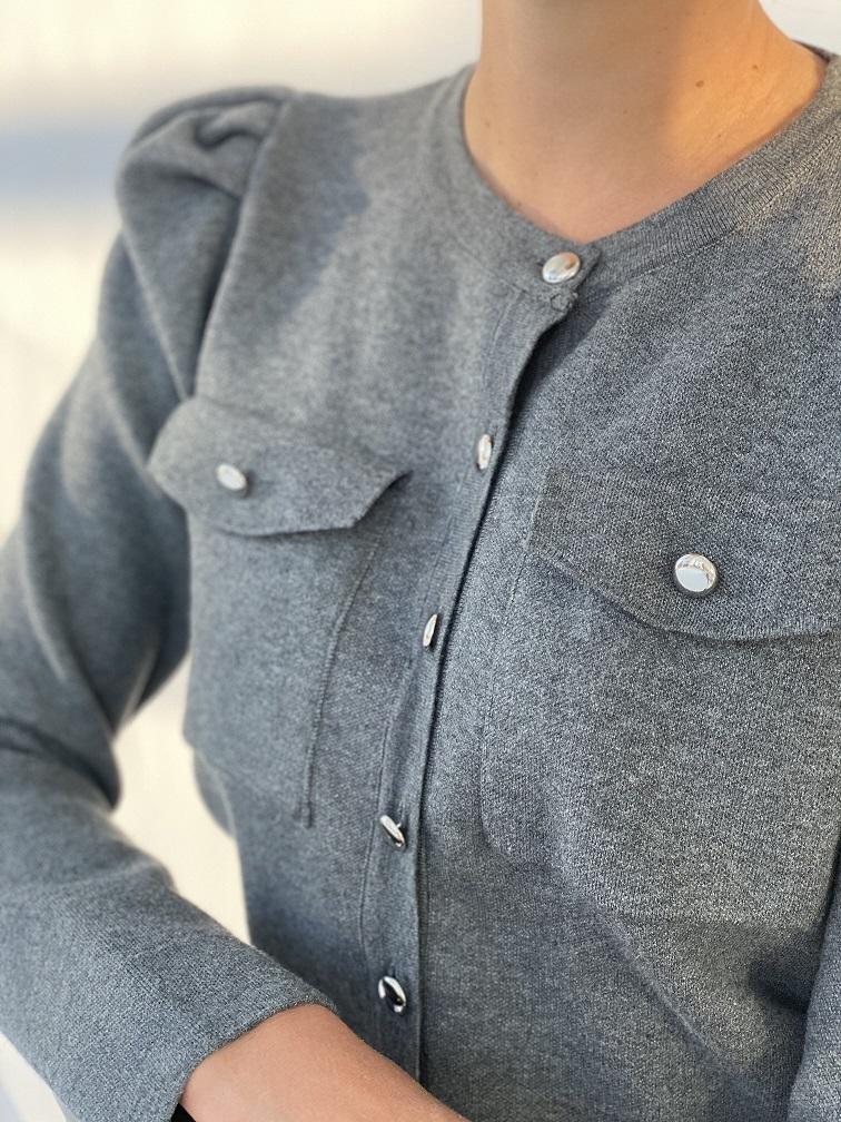Рубашка, UNO, 2772 (антрацит)