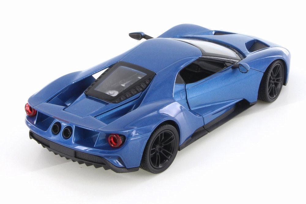 Машинка-игрушка Ford GT 2017