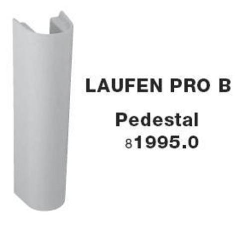 Пьедестал для раковин Laufen Pro