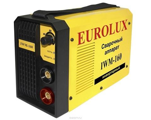 Сварочный инвертор IWM160 Eurolux