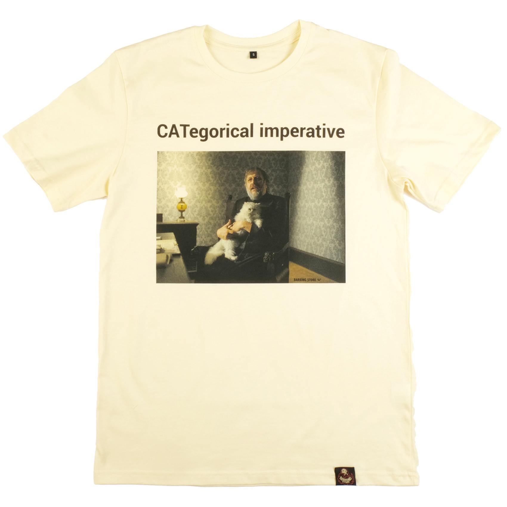 КОТегорический императив / футболка