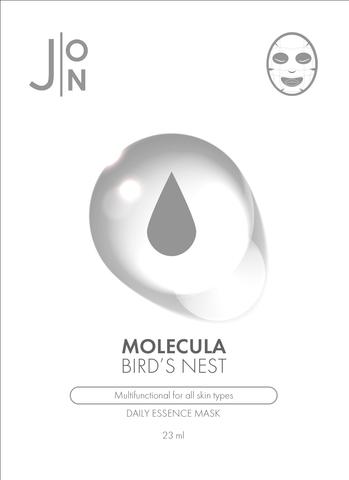 Тканевая маска для лица с экстрактом ласточкиного гнезда J:ON Bird's Nest Daily Essence Mask
