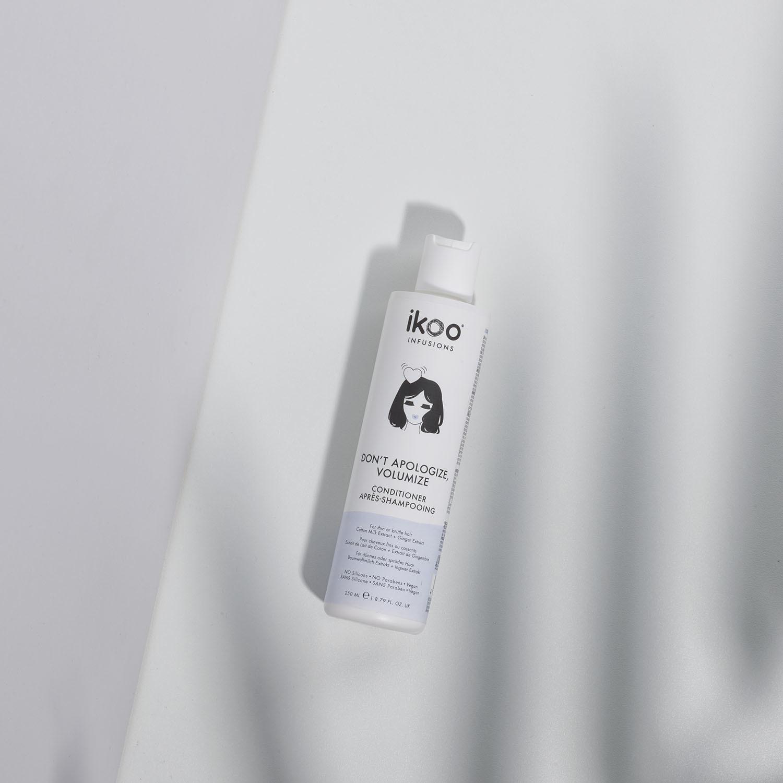 Кондиционер для объема волос ikoo infusions Don't Apologize, Volumize Conditioner «НЕ СТЕСНЯЙСЯ, РАСКРЫВАЙСЯ!», 250 мл.