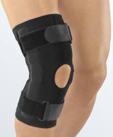 С нерегулируемыми шарнирами Укороченный полужесткий коленный ортез protect.ST PRO prod_1395566010.jpg