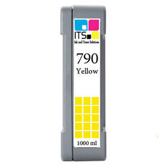Картридж для HP 790 (CB274A) Yellow 1000 мл