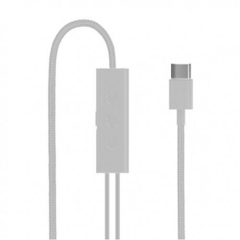 Xiaomi Mi ANC & Type-C In-Ear Earphones (White)