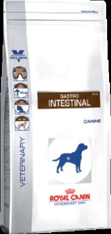 Royal Canin GASTRO INTESTINAL GI 25 для собак при нарушениях пищеварения