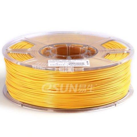 ESUN ABS 1.75 мм 1кг., золотистый