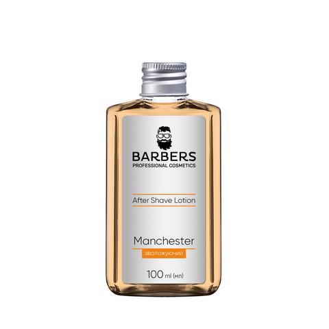 Зволожуючий лосьйон після гоління Barbers Manchester 100 мл (1)