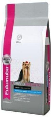 Eukanuba Dog Breed Specific Сухой корм для собак породы йоркширский терьер
