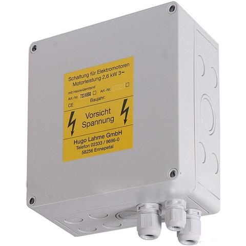 Блок управления Fitstar 7322060 для пневмокнопки 2,6 кВт, 400В, 16-9 А / 6117
