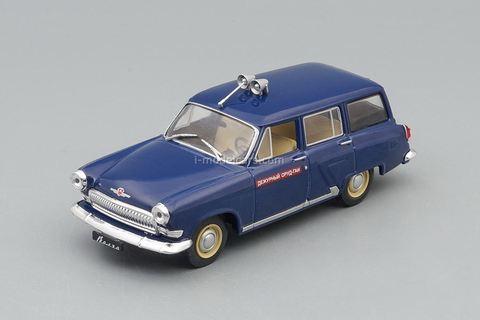 GAZ-M22 Duty ORUD-GAI 1:43 DeAgostini Auto Legends USSR Police #8