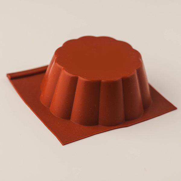 Форма для мыла Кекс 4