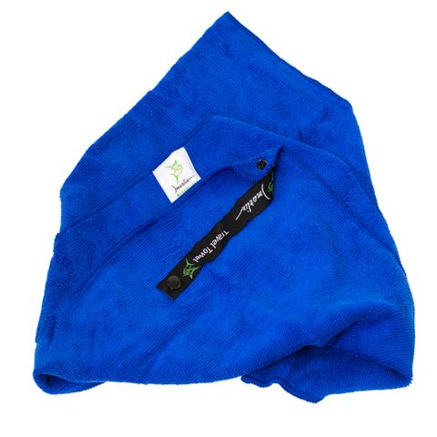 Полотенце Marlin Microfiber Terry Towel Royale Blue – 88003332291 изображение 1