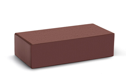 Полнотелый кирпич Шоколад 250×120×65 мм