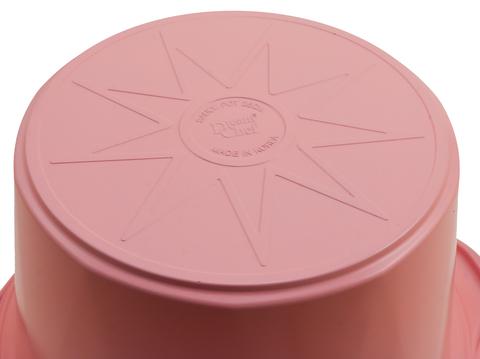 Кастрюля Ecoramic 26 см (розовая) с титановым антипригарным покрытием, с крышкой