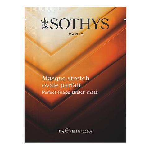 SOTHYS Perfect Shape: Эластичная тканевая маска