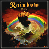 Rainbow / Rising (LP)