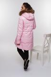 Куртка для беременных 08001 розовый