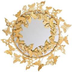 Настенное зеркало Гвендолин Голд Объект мечты