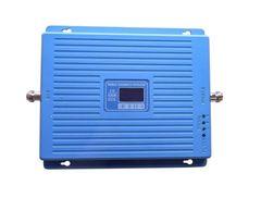 Трехдиапазонный усилитель сигнала Mobile 3G/GSM/DCS Repeater (900/1800/2100 мГц) с монитором - комплект