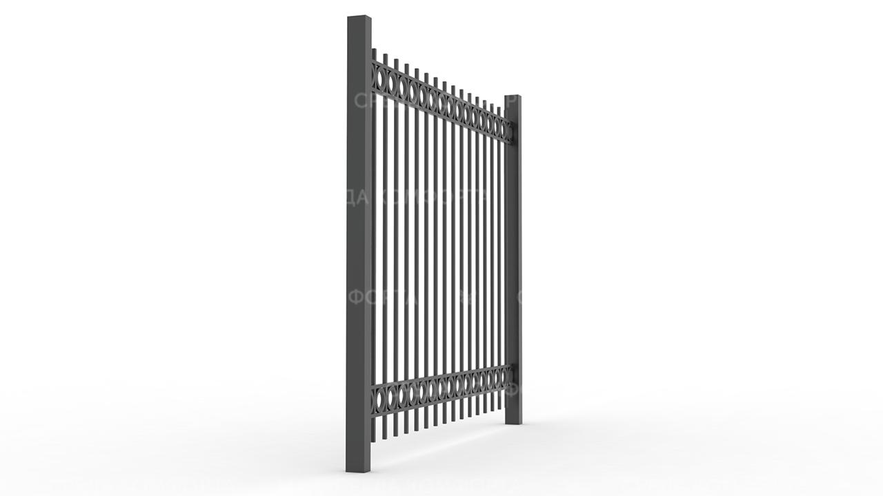 Забор 2500х2000 мм ZBR0016