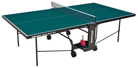 Теннисный стол Donic Indoor Roller 600 (зеленый)