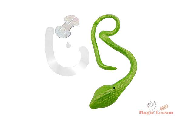 левитация змеи