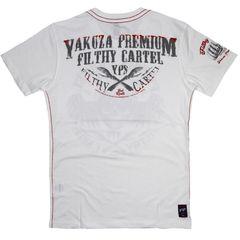 Футболка белая Yakuza Premium 2609