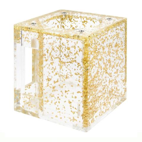 Колба HOOB atom Cube GOLD золотая