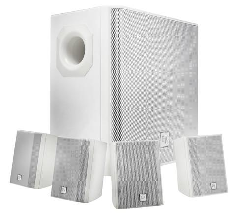 Electro-voice EVID-S44W інсталяційний комплект акустичних систем