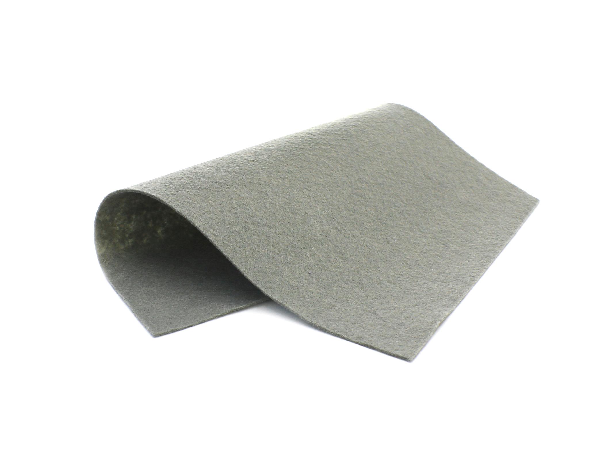 Фетр св. серый,1,5 мм