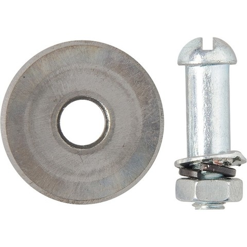 Ролик режущий для плиткореза 13,5 х 6 х 1 мм Mtx