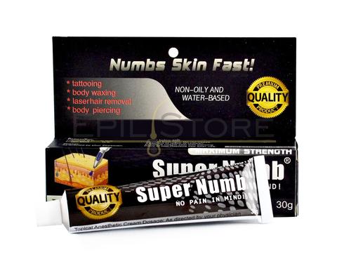 Крем Super Numb (Супер Намб)