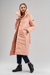 Пальто демисезонное Бонни персиковый