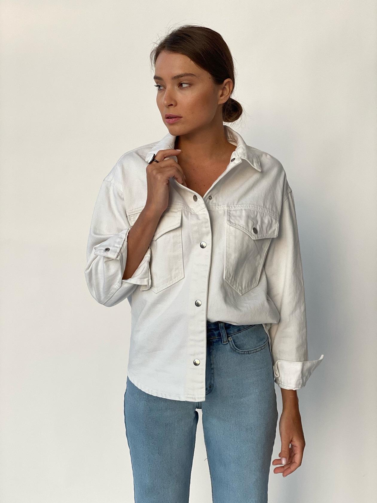 Рубашка, UNO, 5273 (белый)
