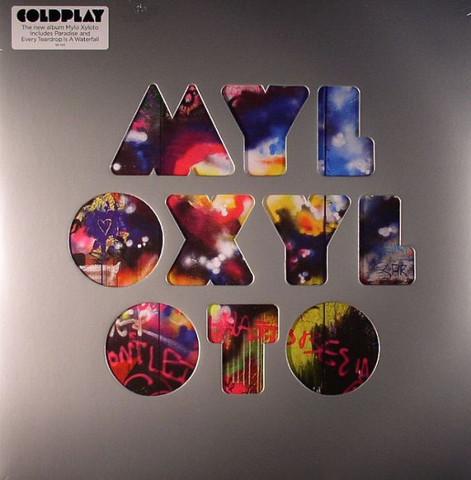 Виниловая пластинка. Сoldplay - Mylo Xyloto
