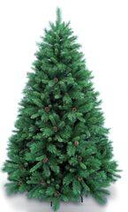 Ель Royal Christmas Detroit Premium 210 см с шишками