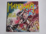 Manowar / Hail To England (LP)