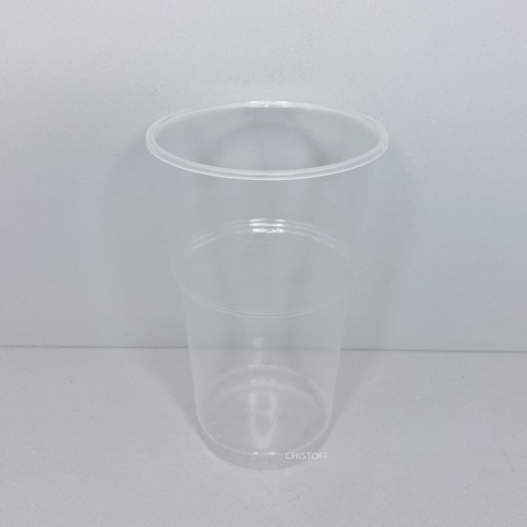 95144 РР / 1000 Стакан пивний одноразовий 500 мл (50 шт.)