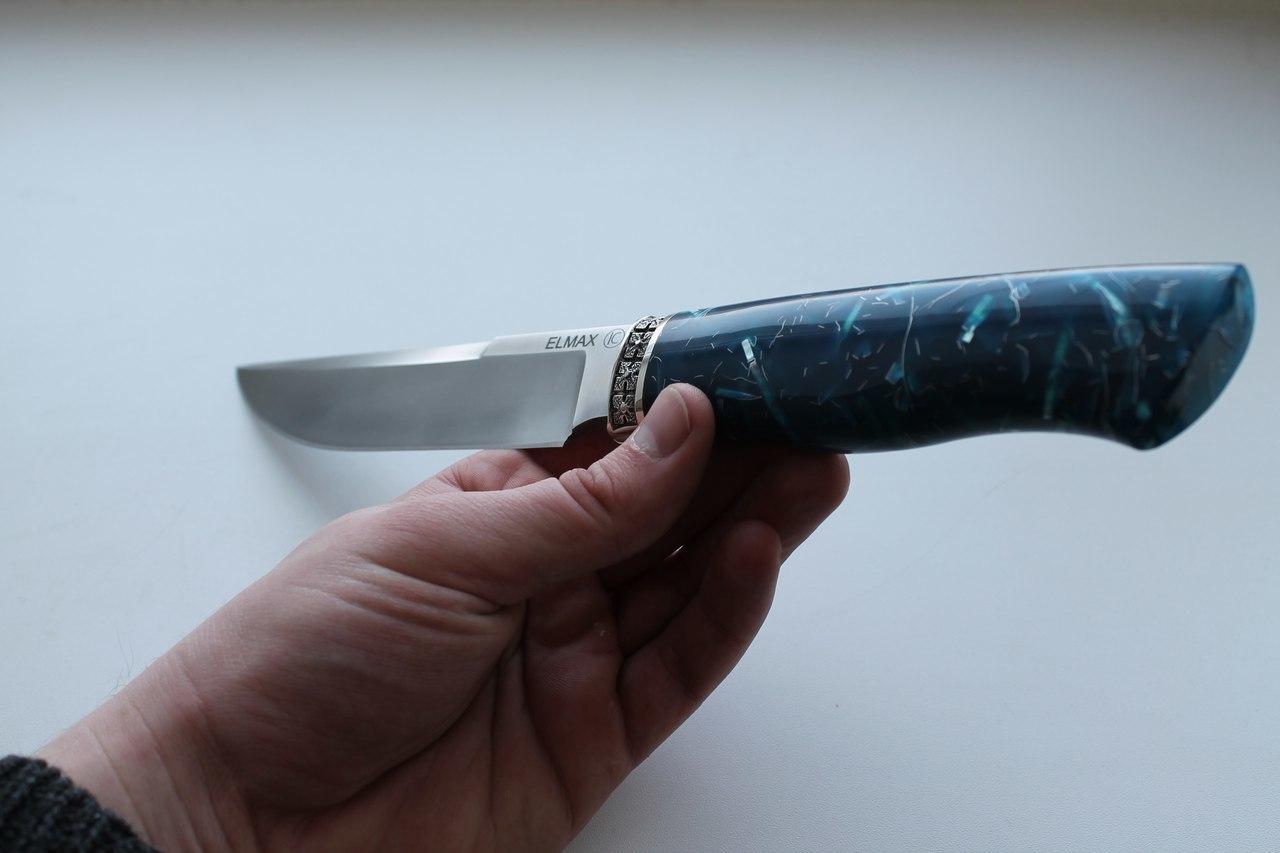 Нож Странник Elmax Акрил - фотография