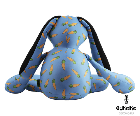 Подушка-игрушка антистресс Gekoko «Морковный Фреш» 5