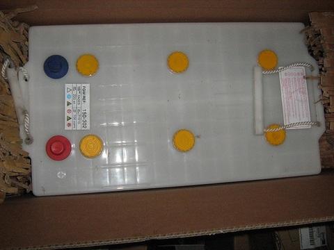 Аккумулятор 12V 220Ач / BATTERY LA CCA DIN 900 220Ahr 12V DRY АРТ: 150-302
