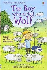 Boy Who Cried Wolf   (HB)