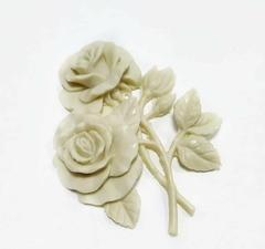 0706 Молд силиконовый. Розы.