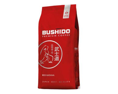 купить Кофе в зернах Bushido Red Katana, 227 г