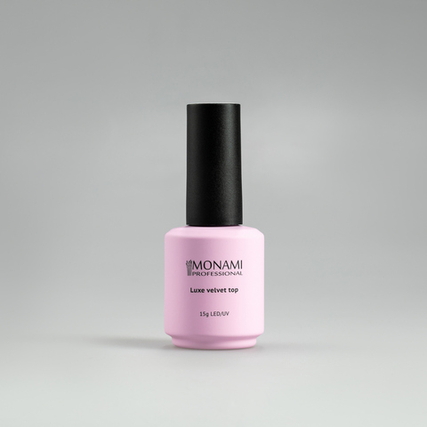 Топ матовый Monami Luxe Velvet top 15мл