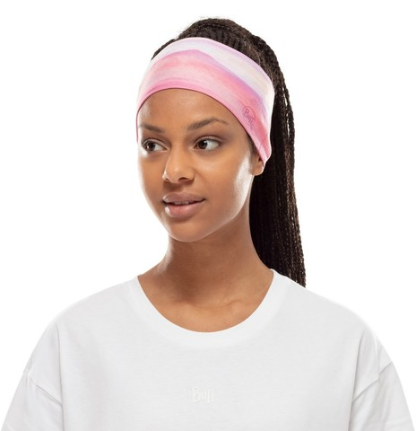 Повязка-чалма летняя Buff Headband Tapered CoolNet Andra Multi фото 2