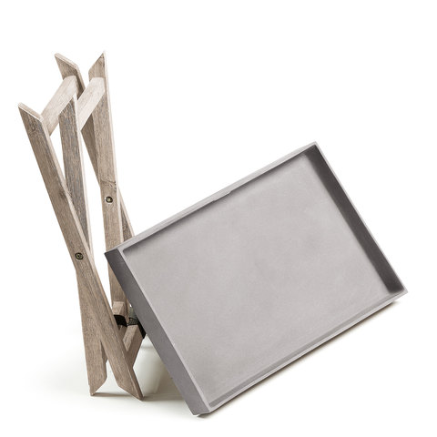 Столик складной Stahl из акации